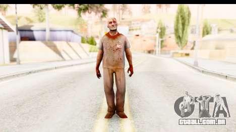 Left 4 Dead 2 - Zombie Surgeon para GTA San Andreas segunda tela