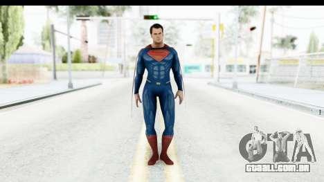 Injustice God Among Us - Superman BVS para GTA San Andreas segunda tela