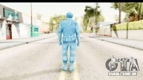 ArmyMen: Serge Heroes 2 - Man v4 para GTA San Andreas terceira tela