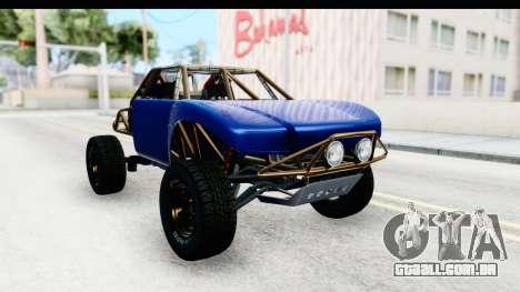 GTA 5 Trophy Truck IVF PJ para GTA San Andreas