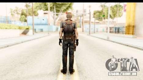 Resident Evil 4 Ultimate - Leon S. Kennedy para GTA San Andreas terceira tela