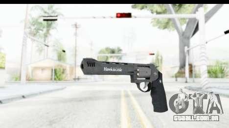 GTA 5 Hawk & Little Heavy Revolver para GTA San Andreas segunda tela