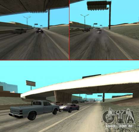 Hot Wheels para GTA San Andreas segunda tela