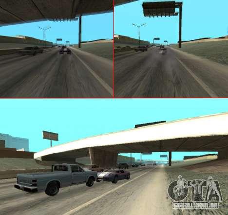 Hot Wheels para GTA San Andreas segunda tela