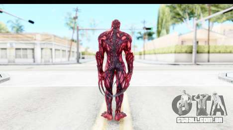 Marvel: Ultimate Alliance 2 - Carnage para GTA San Andreas terceira tela