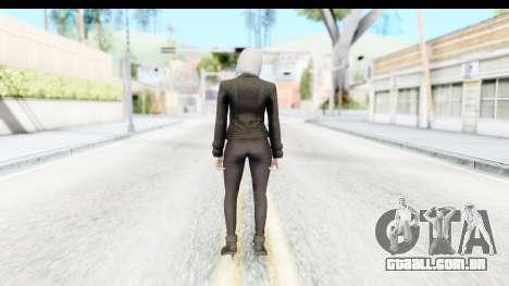 GTA 5 Ill Gotten-Gains DLC Female Skin para GTA San Andreas terceira tela