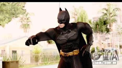 Batman Begins para GTA San Andreas