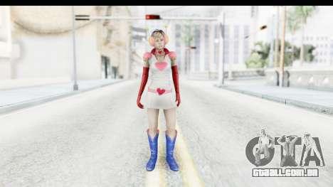 Silent Hill 3 - Heather Princess Heart para GTA San Andreas segunda tela