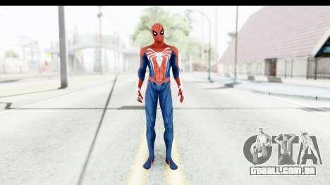 Spider-Man Insomniac v2 para GTA San Andreas segunda tela