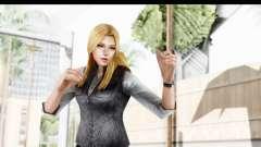 Marvel Future Fight - Sharon Carter (Civil War) para GTA San Andreas