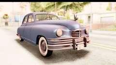 Packard Standart Eight 1948 Touring Sedan