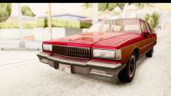 Chevrolet Caprice 1989 Station Wagon IVF