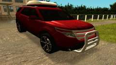 Ford Explorer 2013 para GTA San Andreas