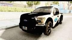 Ford F-150 Tuning para GTA San Andreas