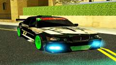 BMW 750 E38 Hamann Turbo Sports para GTA San Andreas
