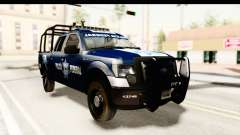 Ford F-150 Federal Police