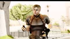 Resident Evil 4 Ultimate - Leon S. Kennedy para GTA San Andreas