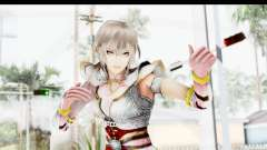 Dynasty Warriors 8 Xtreme Legends Lu Lingqi 2 para GTA San Andreas