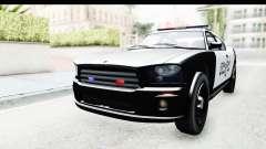 Sri Lanka Police Car v2 para GTA San Andreas