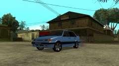VAZ 21015 ARMENIAN para GTA San Andreas