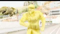 ArmyMen: Serge Heroes 2 - Man v5 para GTA San Andreas