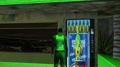 Automático novo Feno-Cola e arménio Bandeira para GTA San Andreas