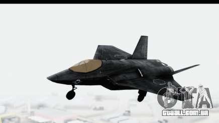 CoD Black Ops 2 - FA-38 para GTA San Andreas