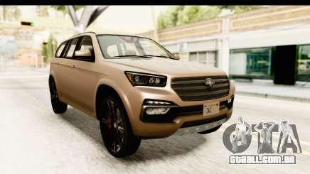 GTA 5 Benefactor XLS IVF para GTA San Andreas