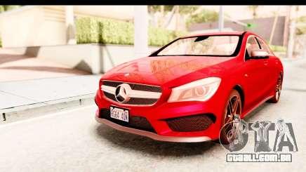Mercedes-Benz CLA45 AMG 2014 para GTA San Andreas