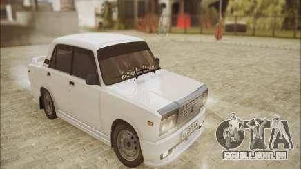 2107 Kolxz para GTA San Andreas