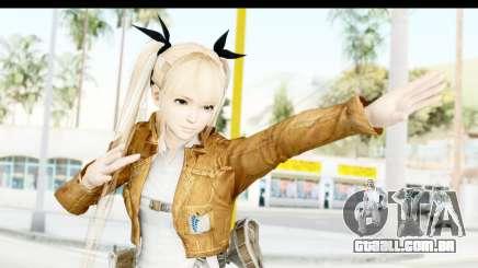 DoA 5: LR - Marie Rose (A.O.T DLC) para GTA San Andreas