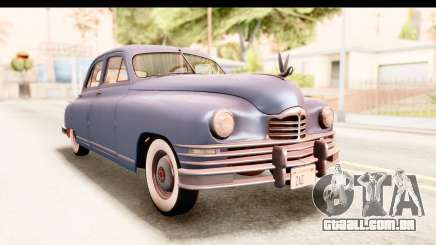 Packard Standart Eight 1948 Touring Sedan para GTA San Andreas