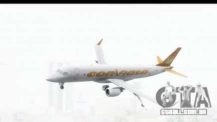 Embraer 190 ConViasa para GTA San Andreas