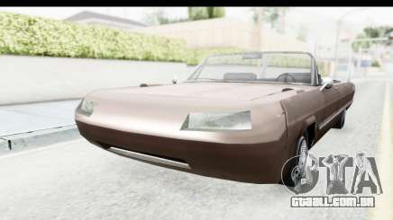 Savanna Daytona para GTA San Andreas