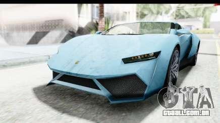 GTA 5 Pegassi Reaper v2 SA Lights para GTA San Andreas