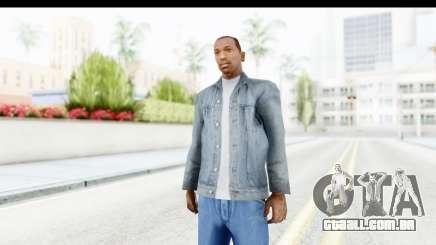 PABLO Denim Jacket para GTA San Andreas