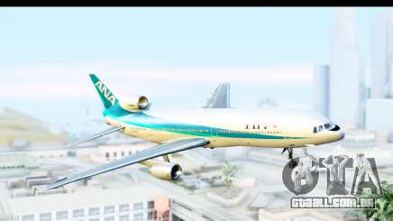 Lockheed L-1011-100 TriStar All Nippon Airways para GTA San Andreas