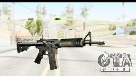 AR-15 para GTA San Andreas