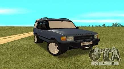 Land Rover Discovery 2B para GTA San Andreas