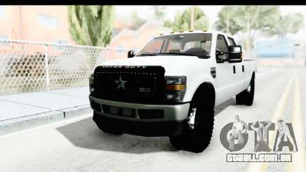 Ford F-350 Power Stroke para GTA San Andreas