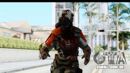 Homefront The Revolution - KPA v3 Dead para GTA San Andreas