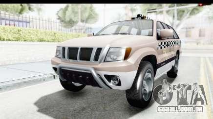 GTA 5 Canis Seminole Taxi Saints Row 4 para GTA San Andreas