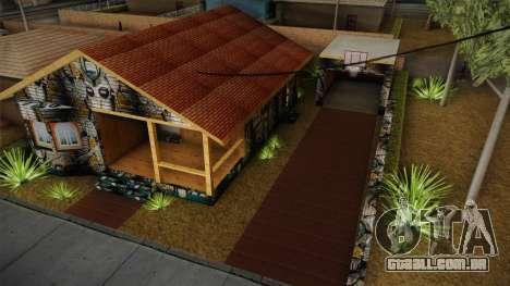 Big Smoke New Home para GTA San Andreas terceira tela