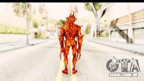 Marvel: Ultimate Alliance 2 - Ultimate Carnage para GTA San Andreas terceira tela