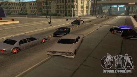 Cheetah Mod v1.1 para GTA San Andreas segunda tela