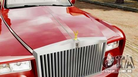Rolls-Royce Phantom LWB V2.0 para GTA 4 vista direita