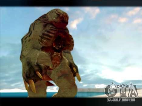 Berzerker from DOOM 3 para GTA San Andreas terceira tela