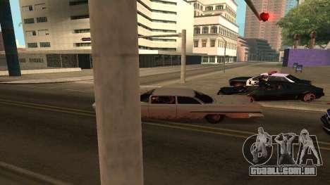 Cheetah Mod v1.1 para GTA San Andreas terceira tela