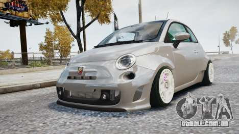 Fiat 500RB para GTA 4