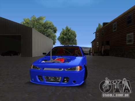 VAZ 2114 Sport para GTA San Andreas esquerda vista